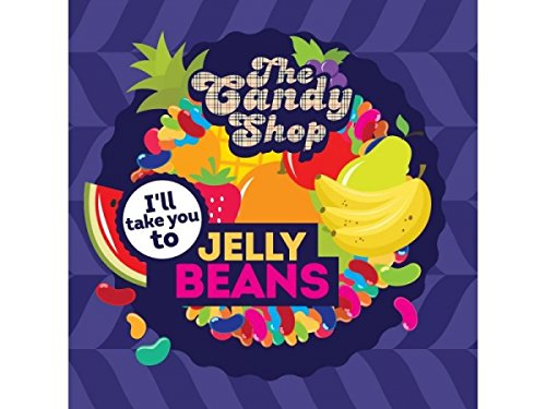 Big Mouth The Candy Shop Jelly Beans Aroma