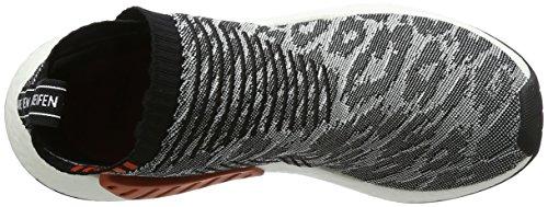 adidas Herren NMD_CS2 Primeknit Schuhe schwarz (Negbas / Negbas / Cosfut)