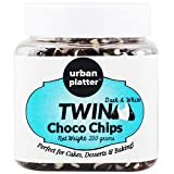 #10: Urban Platter Dark & White Twin Choco Chips, 200g