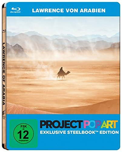 Lawrence von Arabien - Steelbook [Blu-ray]