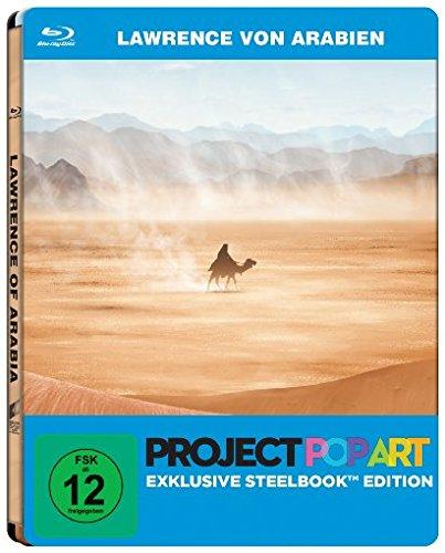 Bild von Lawrence von Arabien - Steelbook [Blu-ray]