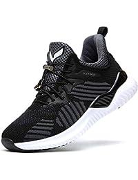 sale retailer 53587 6d51d Chaussures de Running garçon Chaussure de Course Chaussures de Outdoor  Sneakers Mode Basket Sport Walking Shoes