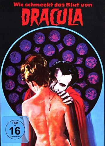 Wie schmeckt das Blut von Dracula - Hammer Edition Nr. 21 - Cover B - Mediabook - Limitierte Auflage [Blu-ray]