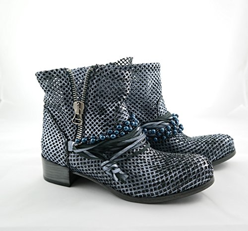 MIMMU - Stivali Donna , blu (blu), 36 EU