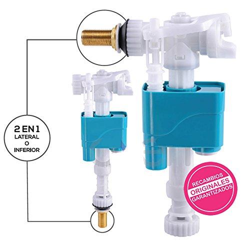Oxen L332163–Meccanismo galleggiante universale per cassetta