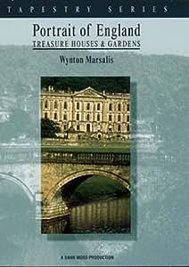 Portrait Of England - Treasure Houses And Gardens [DVD]