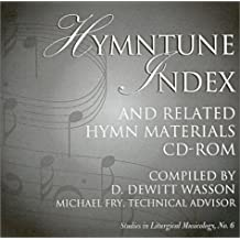 Hymntune Index and Related Hymn Materials CD-ROM (Studies in Liturgical Musicology)