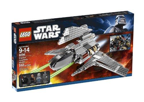 Preisvergleich Produktbild LEGO Star Wars Emperor Palpatine 's Shuttle–-Spiele Bau (Film, Multi)