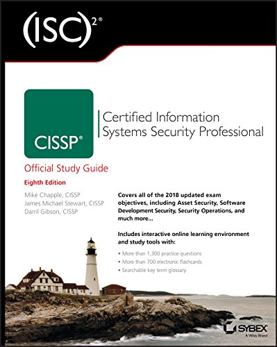 (ISC)2 CISSP Certified Information Systems Security Professional Official Study Guide (English Edition) por Mike Chapple