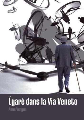 Couverture du livre Egaré dans la Via Veneto