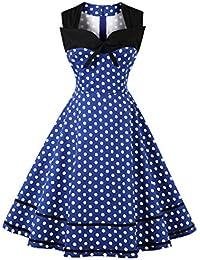 e743b46b8 Amazon.es  vestidos años 50 vintage - Incluir no disponibles   Mujer ...