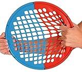 POWER WEB COMBO Livello 3 (Rosso / Blu) Rete Terapia Mano Dita Polso Articolazioni Muscoli P. W. International - Msd