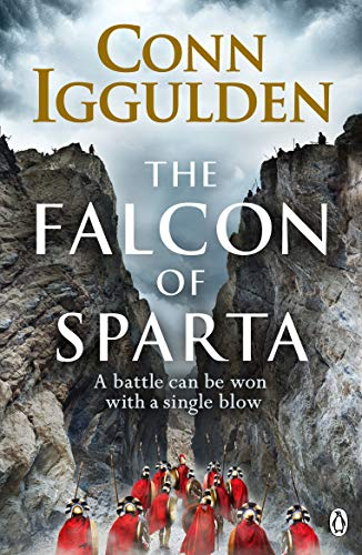 Picture of The Falcon of Sparta: The bestselling author of the Emperor and Conqueror series' returns to the Ancient World
