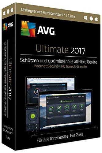 AVG Ultimate 2017