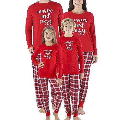 FRAUIT Familie Weihnachten Pyjamas Set Nachtwäsche Passenden PJs Fun Nachtwäsche Nachtwäsche Eltern/Pap/Mutter/Kind Schlafen Kleidung Sets