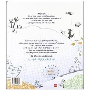 Este libro lo ilustras tú (Cómo dibujar)