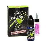 Big Mouth Classical Aromakonzentrat (zum Mischen mit Basisliquid für e-Liquid, 0,0 mg Nikotin) Beast, 10 ml