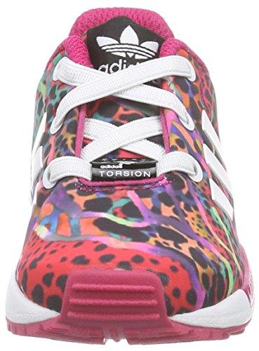 Adidas Originals - Zx Flux, Sneakers per bambine e ragazze Rosa