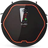 ICLEBO ARTE Intelligent Cleaning Robot (YCR-M05-10) Yujin Robot Korea. (Silent Operation, Mapping Camera And Sensors)