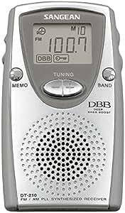 Sangean DT 210 Radio/Radio-réveil