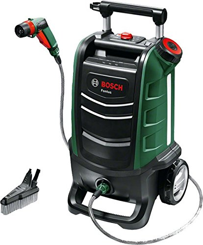Bosch 06008B6001 Cordless Outdoor Cleaners, 45 W, 18 V