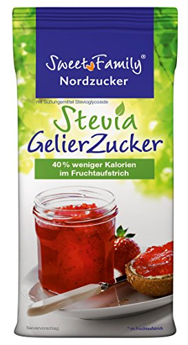 Sweet Family - Nordzucker Stevia Gelierzucker - 500g