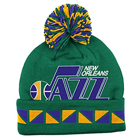 NEW ORLEANS JAZZ Mitchell & Ness NBA THROWBACK