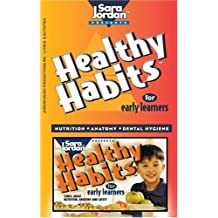 Healthy Habits for Early Learners with Book: Nutrition * Anatomy * Dental Hygiene