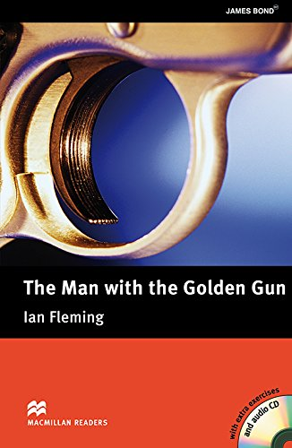 MR (U) The Man with the Golden Gun Pk (Macmillan Readers 2013)