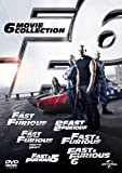 Fast & Furious - 6 Film Collection (Cofanetto) (6 DVD)