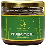 Aavaram Pirandai Thokku (Adamant Healer), (Cissus Quadranglaris) Ready Mix - 250g