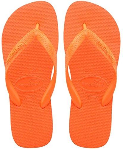 Havaianas Top, Infradito Unisex - Adulto Arancione (Neon Orange 5206)