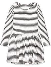 NAME IT Nitdinise Ls Dress F Mini, Vestido para Niñas