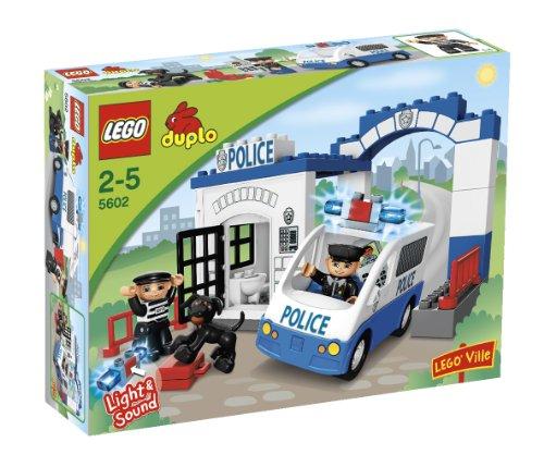 LEGO-DUPLO-LEGOVille-5602-Police-Station