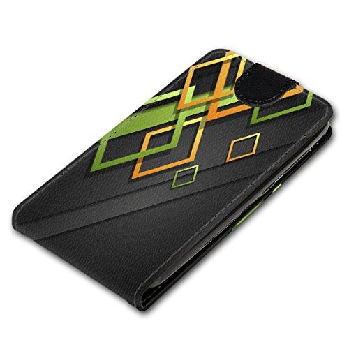 Vertical Alternate Cases Étui Coque de Protection Case Motif carte Étui support pour Apple iPhone 6Plus/6S Plus–Variante ver33 Design 4