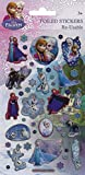 Disney Frozen Foiled Re-Usable Sticker Pack