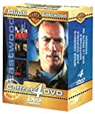 Coffret Clint Eastwood 4 DVD : Space Cowboys / Jugé coupable / Impitoyable / Sur la route de Madison