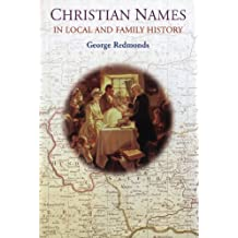 Christian Names in Local and Family History