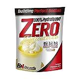 Beverly Nutrition Exclusive para la fórmula de proteína hidratada ABSat40 Delicatesse Zero Professional - 42.5 gramos de proteína por porción. - 1 KG (Cheesecake de limón)