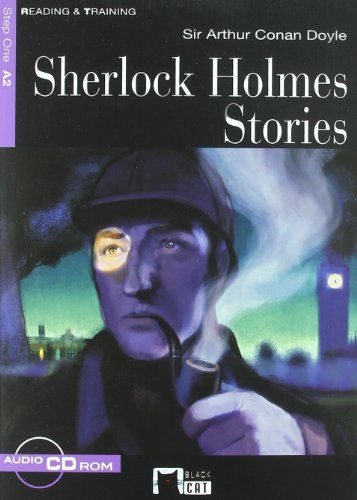 Sherlock Holmes stories, ESO. Material auxiliar por Cideb Editrice, The Black Cat Publishing