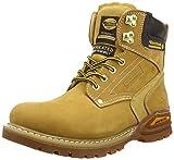 Dockers by Gerli Herren 27YN006-302 Combat Boots, Gelb (golden tan 910), 43 EU