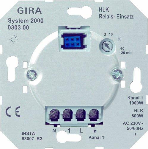 Gira 030300 Relaiseinsatz HLK System 2000 -