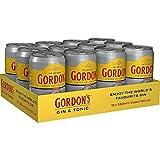 Gordon's London Dry Gin und Tonic (12 x 0,33l) inkl. 3.00€ Pfand EINWEG