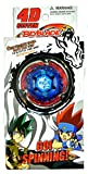 #7: Beyblade Burst 4D System Single Bey Playset Character Pegasus