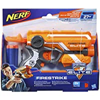 Hasbro Nerf Elite - Firestrike, Versione 2018, Blu