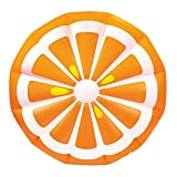 Speelgoed Orange Slice - Luftmatratze Orange