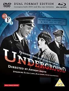 Underground (DVD + Blu-ray)