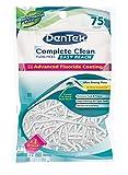 DenTek Complete Clean Easy Reach Floss Picks, 75 Count by DenTek Oral Care