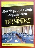 Meetings und Events organisieren für Dummies.