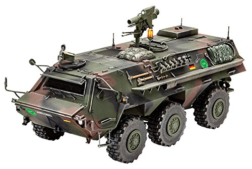 Revell-03256-Model-Kit-1-35-Scale-TPz-1-Fuchs-A4